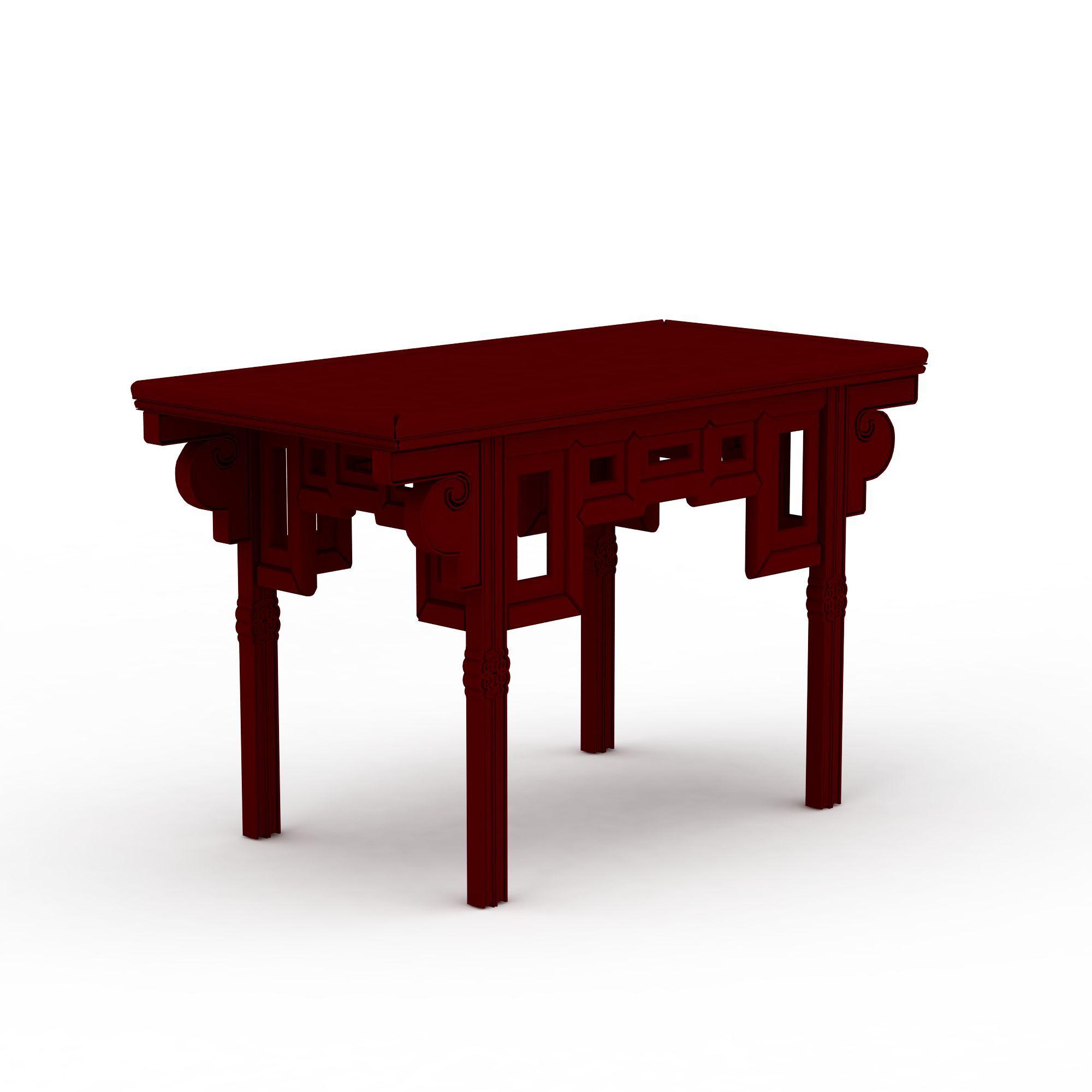 格式 png 风格 现代 上传时间 2015/09/01  关键词:中式桌子3d模型图片