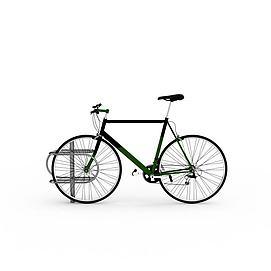 3d死飞<font class='myIsRed'>自行车</font>模型