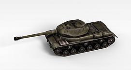 3d复古<font class='myIsRed'>坦克</font>模型
