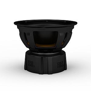煤气电磁炉模型3d模型