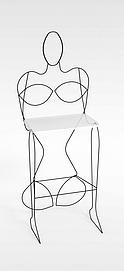 创意<font class='myIsRed'>人体</font>椅子3d模型