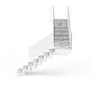 石灰<font class='myIsRed'>楼梯</font>3d模型