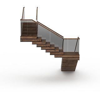 复式<font class='myIsRed'>楼梯</font>3d模型