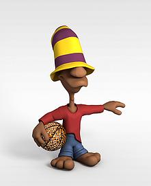 3d<font class='myIsRed'>人物</font>玩具模型