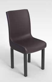 3d家用椅子模型