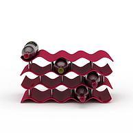 创意红酒展示架3D模型3d模型