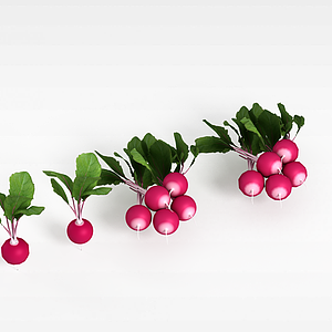 3d<font class='myIsRed'>水果</font>蔬菜模型