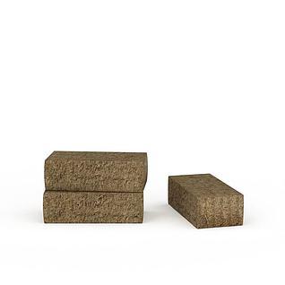 建筑石材3d模型