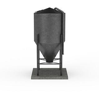 工业机械装备3d模型3d模型