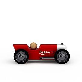 3d四轮<font class='myIsRed'>玩具车</font>模型