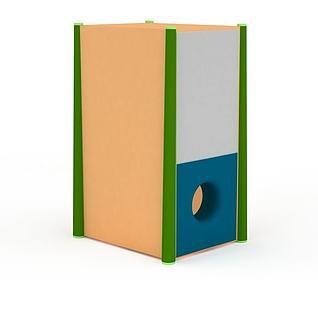 儿童游乐设备3d模型3d模型