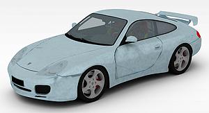 3d豪华<font class='myIsRed'>跑车</font>模型