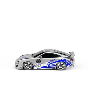 3d超級<font class='myIsRed'>跑車</font>模型
