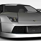豪华塞车模型