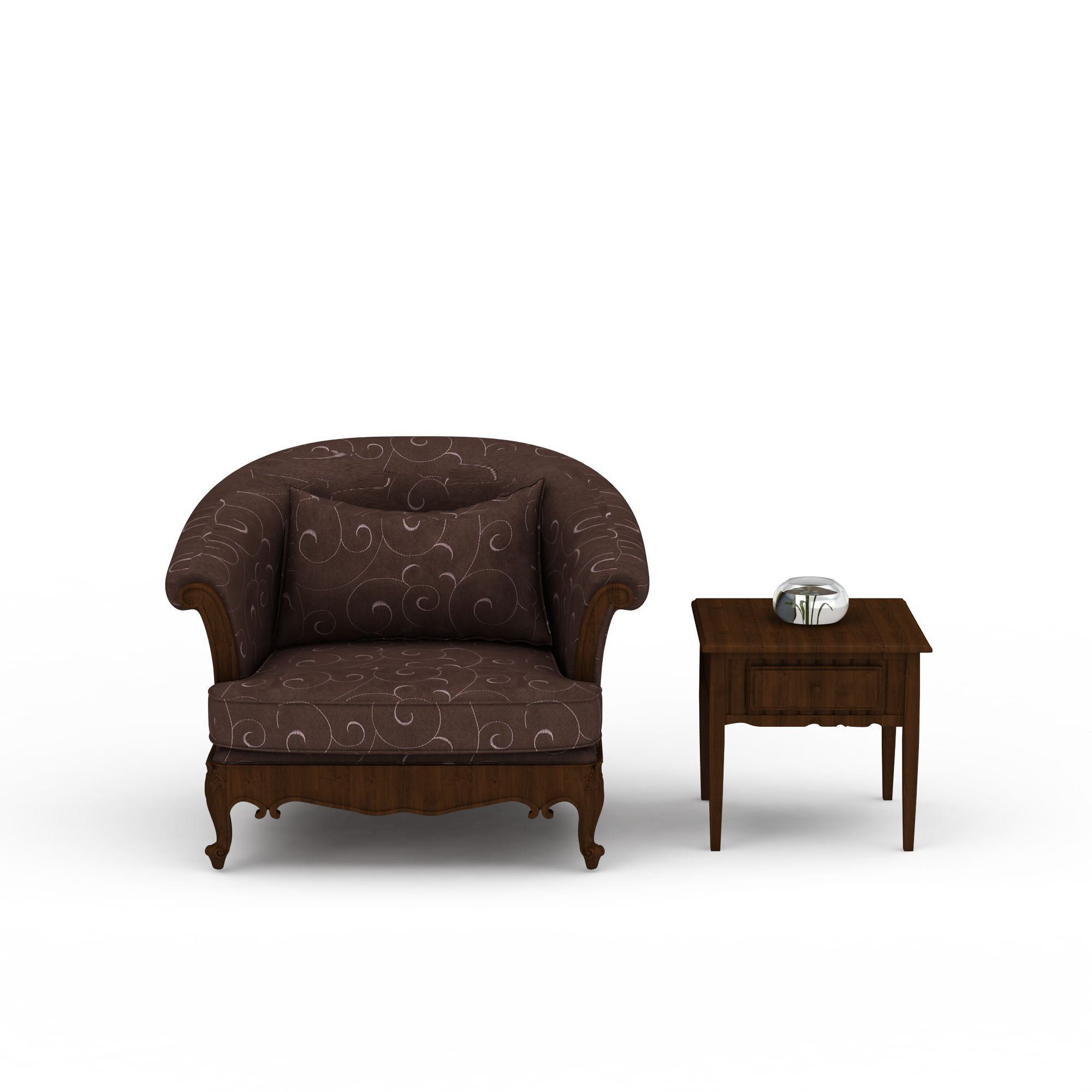 单人沙发茶几组合图片_单人沙发茶几组合png图片素材