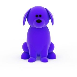 儿童玩具<font class='myIsRed'>狗</font>3d模型
