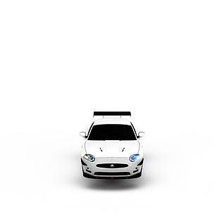 汽车组装3d模型3d模型