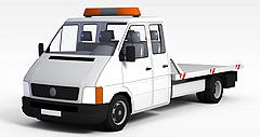商务车3D模型3d模型