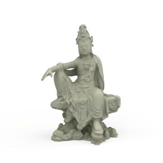 佛像艺术雕塑3d模型