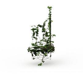 公园藤蔓模型