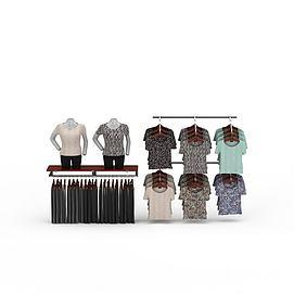 3d服装模型
