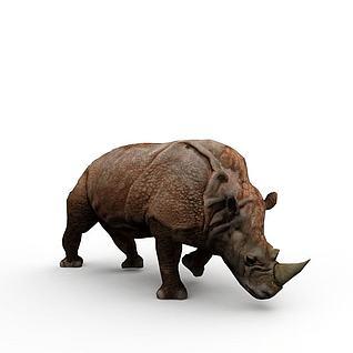 犀牛3d模型