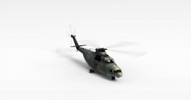 <font class='myIsRed'>直升机</font>3d模型
