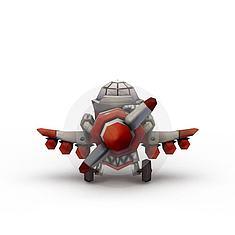 飞船3D模型3d模型