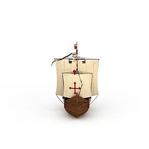 3d船舶模型