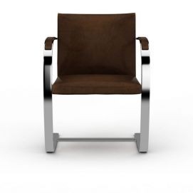 3d现代扶手椅子模型