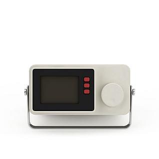 医疗设备显示屏3d模型