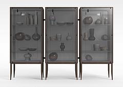 陈列柜模型3d模型