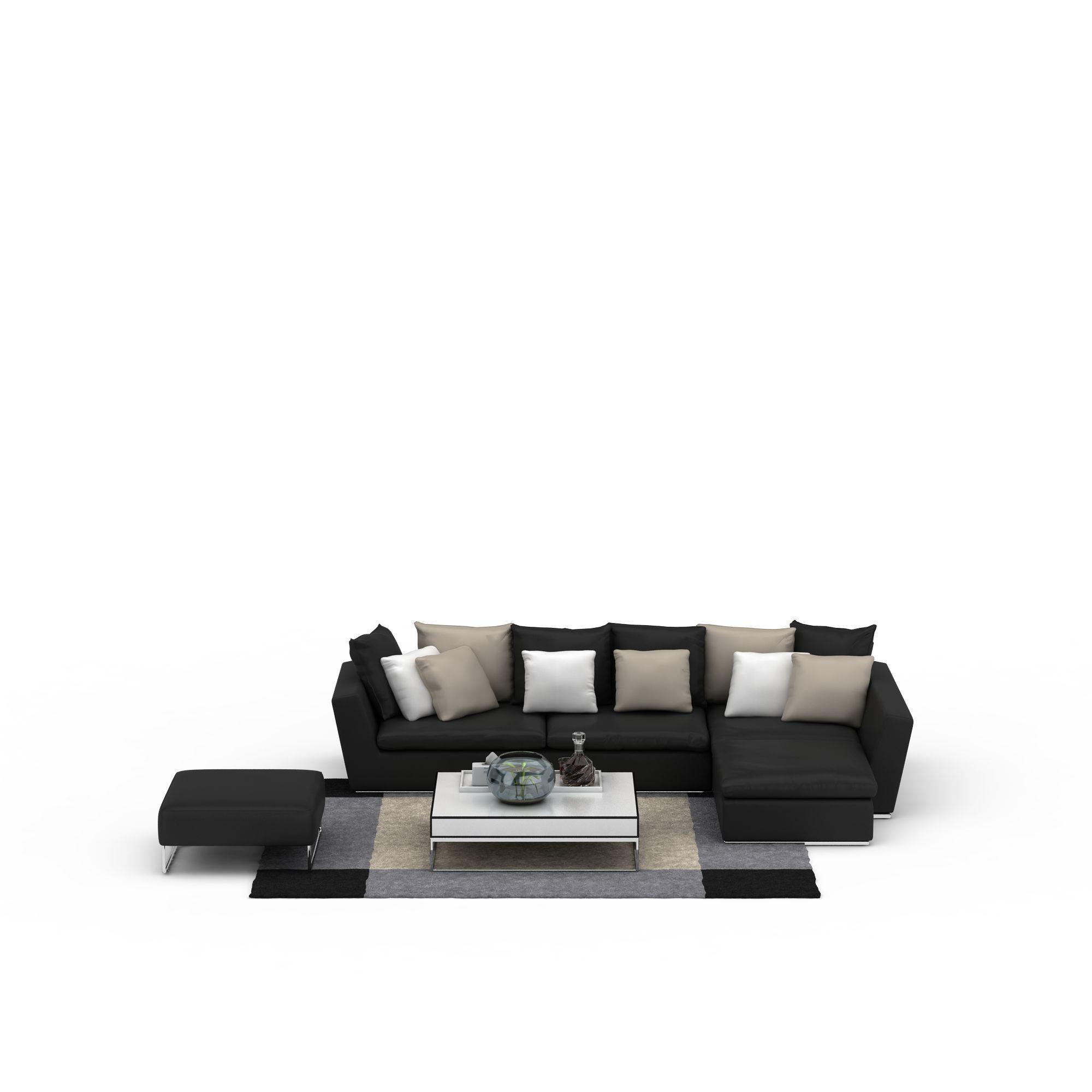 客厅休闲沙发组合图片_客厅休闲沙发组合png图片素材