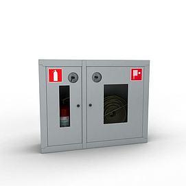 3d消防栓模型