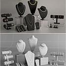 珠宝展示道具模型