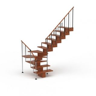 别墅楼梯3d模型