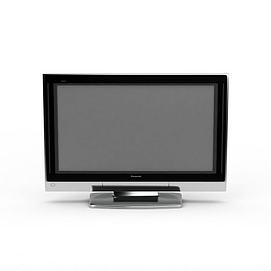 家庭<font class='myIsRed'>电视机</font>3d模型