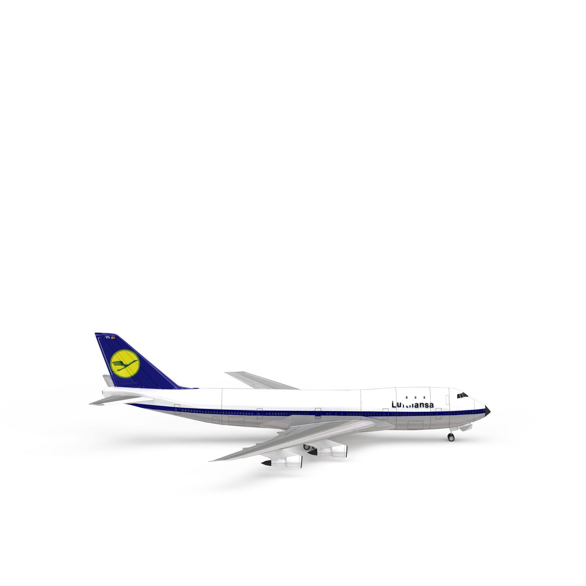 波音747图片_波音747png图片素材_波音747png高清图