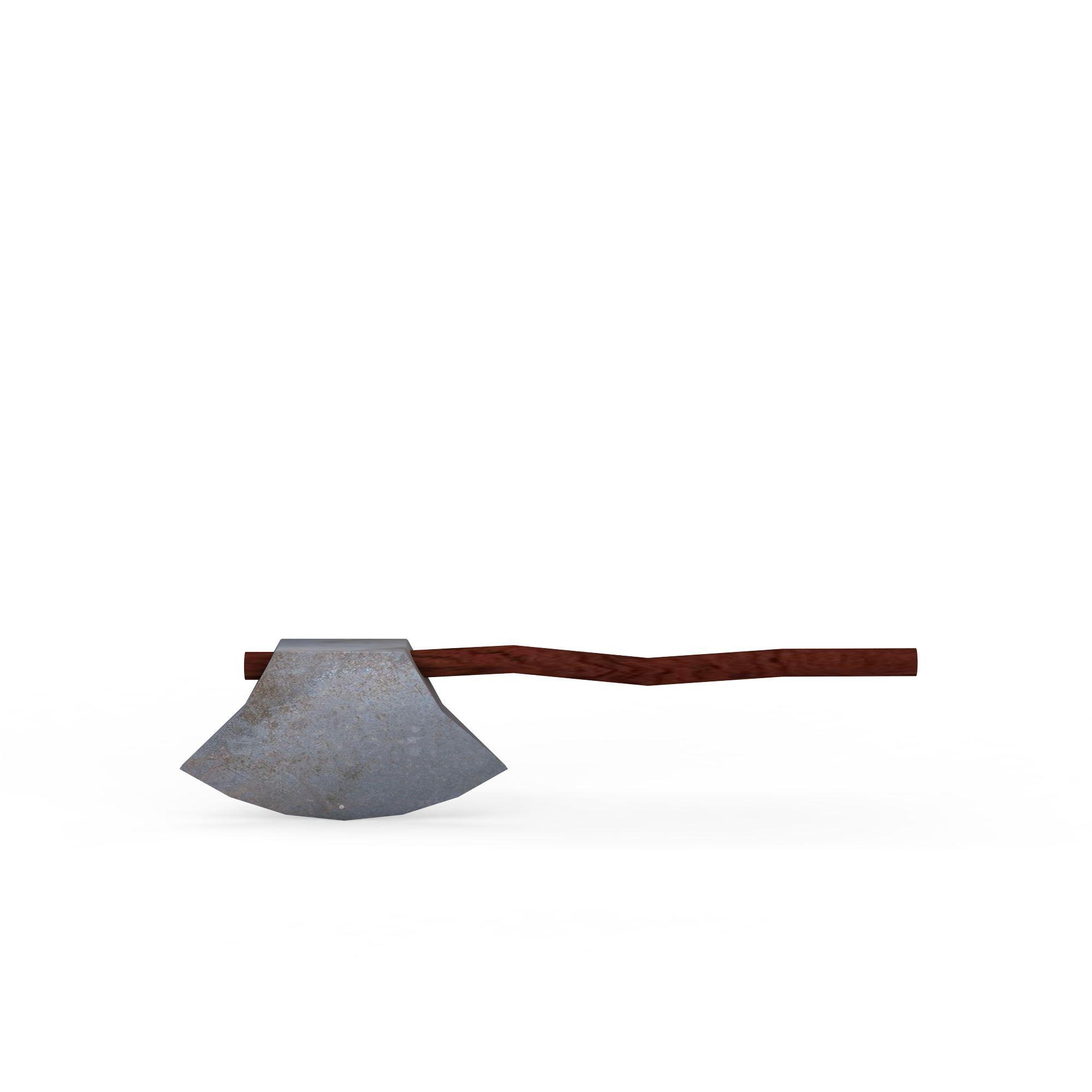 其它 木工斧头3d模型 木工斧头png高清图  木工斧头高清图详情 设计师