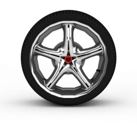 3d<font class='myIsRed'>汽车</font>备胎模型
