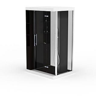 淋浴房3d模型