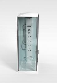 家用淋浴房模型