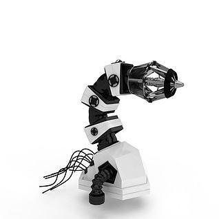 机械源件3d模型