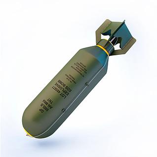 军事武器3d模型