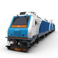 有轨电车3D模型3d模型