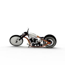 3d<font class='myIsRed'>摩托车</font>模型