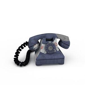 3d<font class='myIsRed'>電話</font>模型