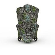 佛像文物雕塑3D模型3d模型