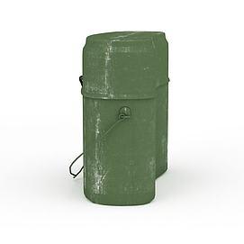 军用饭盒模型
