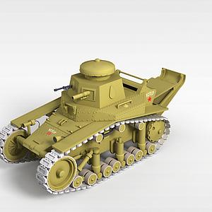 3d軍事<font class='myIsRed'>坦克</font>模型